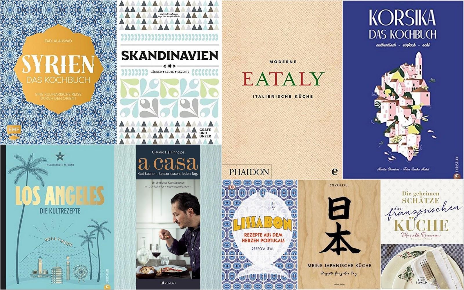 Kochbuch korsische kuche