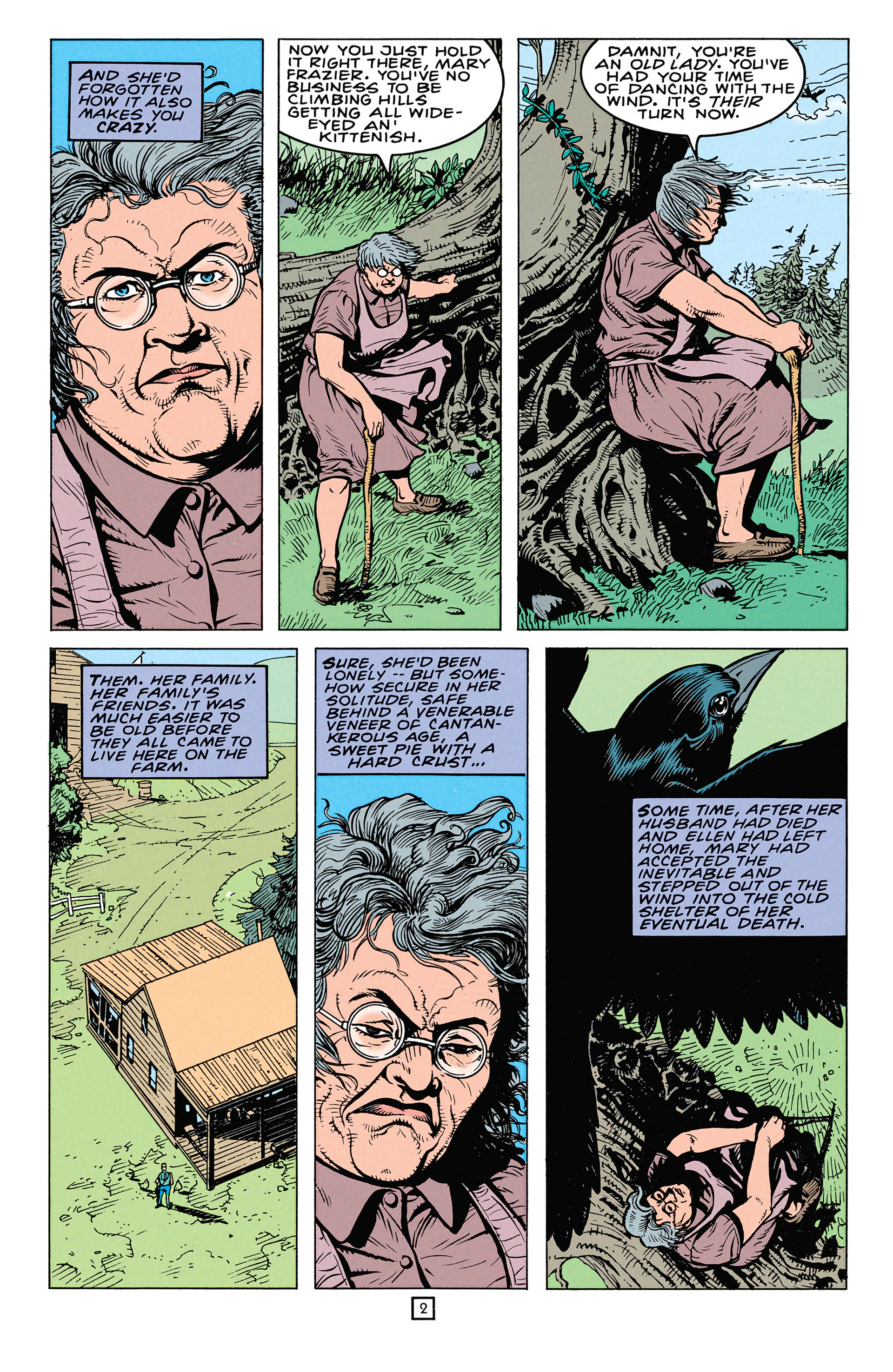 Read online Animal Man (1988) comic -  Issue #64 - 3
