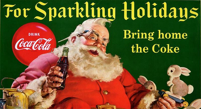 Coca Cola бренды
