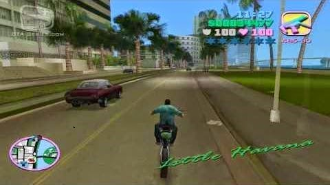 GTA Vice City PC Bike