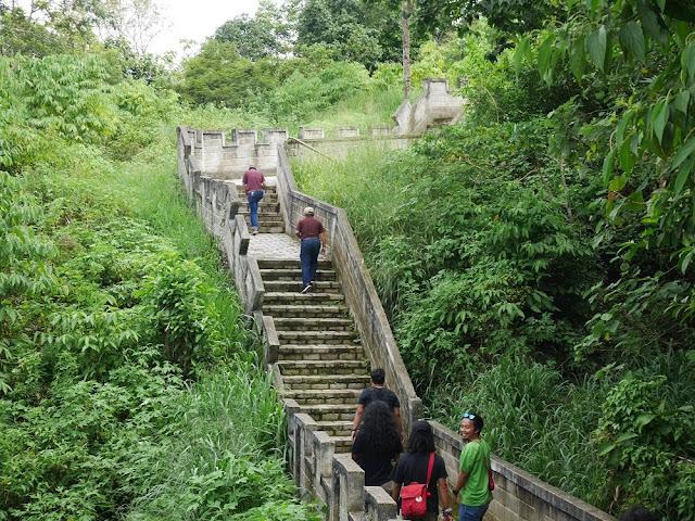 Bukit Tinggi Great Wall