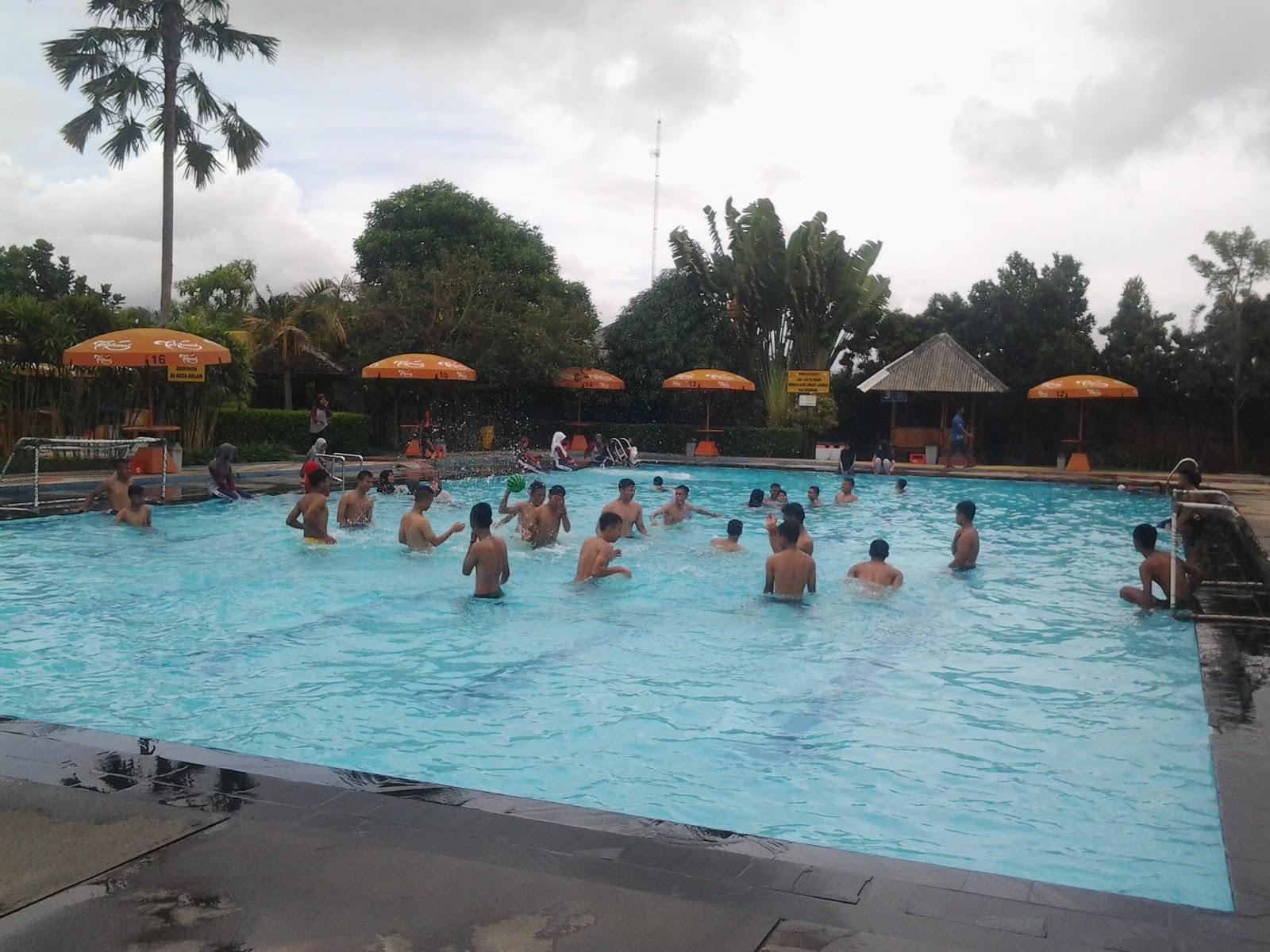 kolam semi olympic