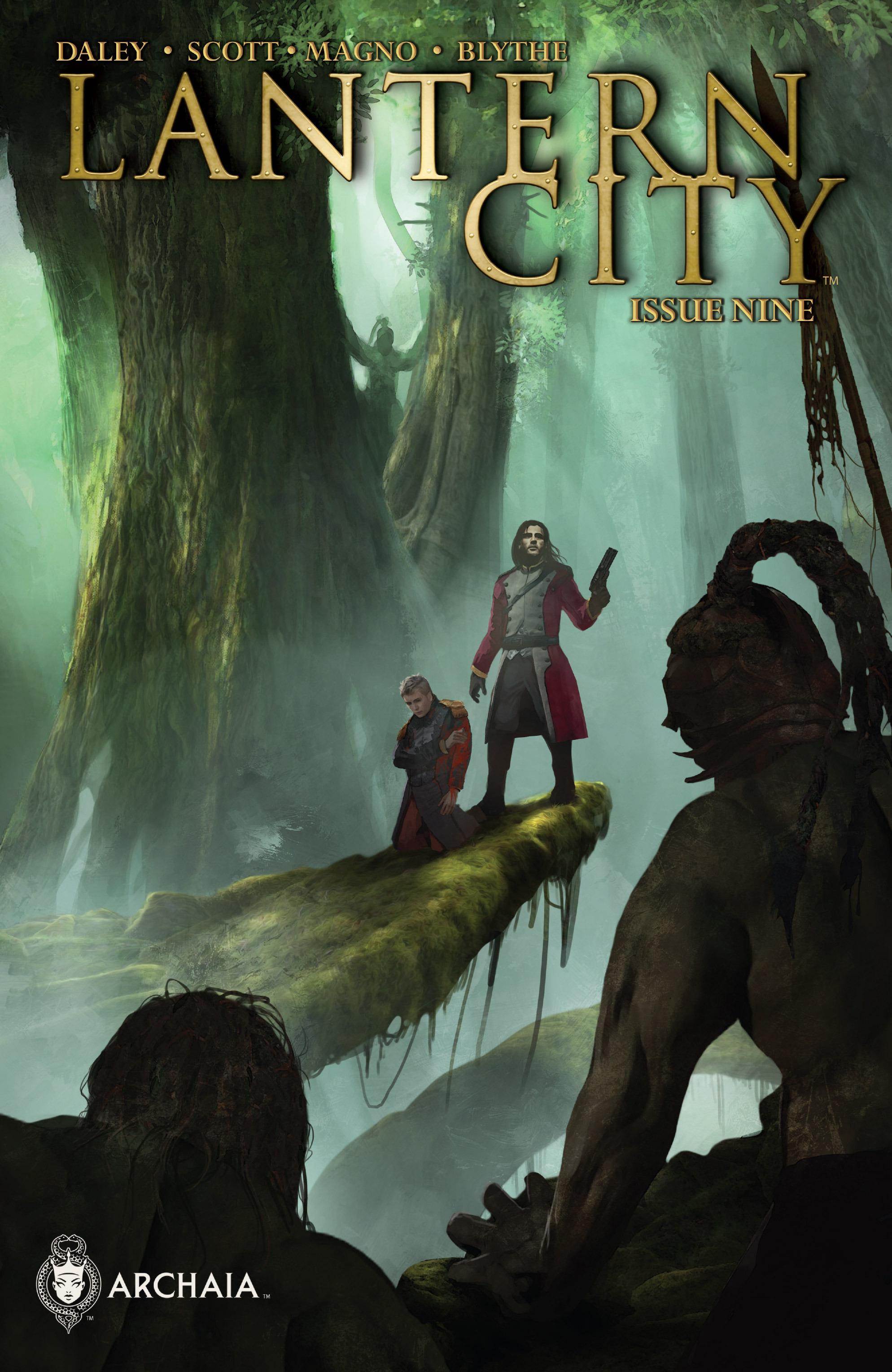 Lantern City issue 9 - Page 1
