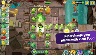 Plants vs. Zombies 2 MOD APK 4.0.1