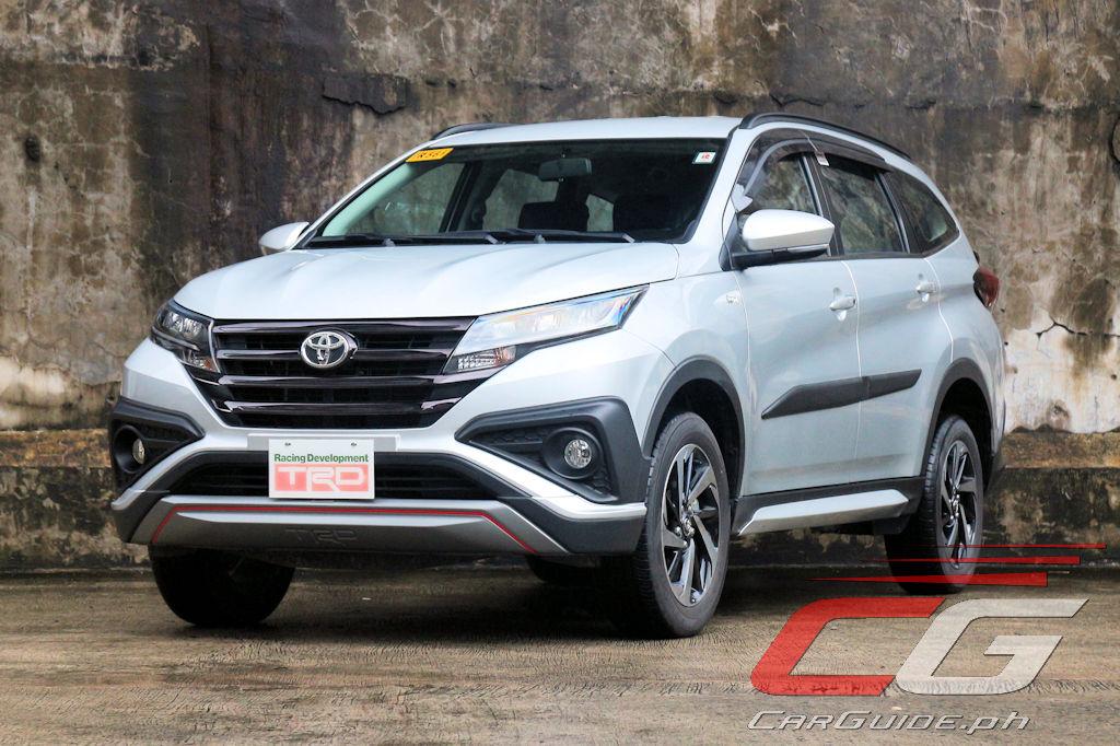 Review: 2018 Toyota Rush 1.5 G TRD Sportivo   Philippine Car News, Car Reviews, Automotive ...
