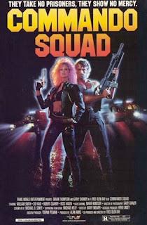 Poster - Commando Squad (1987)