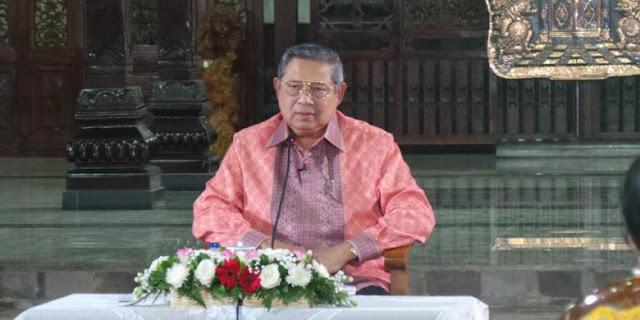 SBY Minta Program pada Eranya Tak Dihapus Jokowi