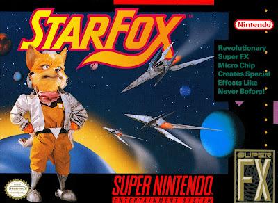 Rom de Star Fox SNES em PT-BR