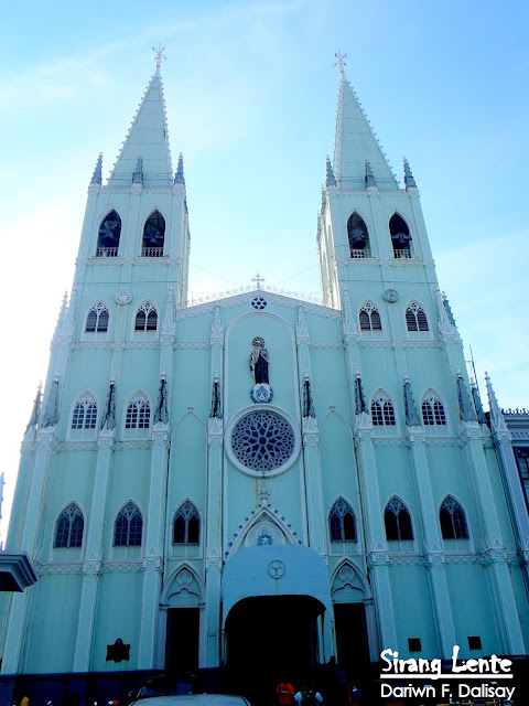 San Sebastian Church Manila