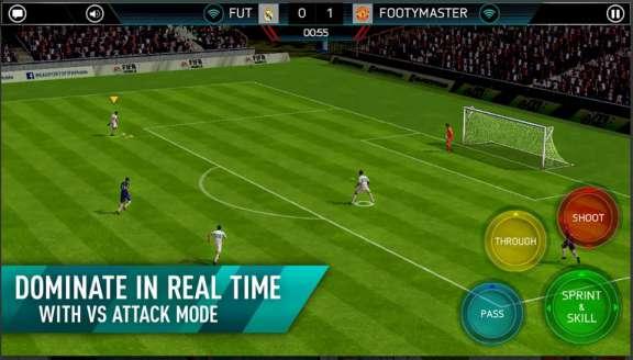Game Bola Android Terbaik FIFA Soccer APK