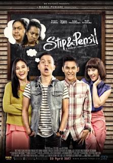 Film Stip dan Pensil (2017) Full Movie