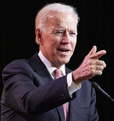 As of Weds. Noon, PRESIDENT Biden