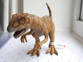 12 days of Christmas, Christmas gifts 2012, Schleich dinosaur