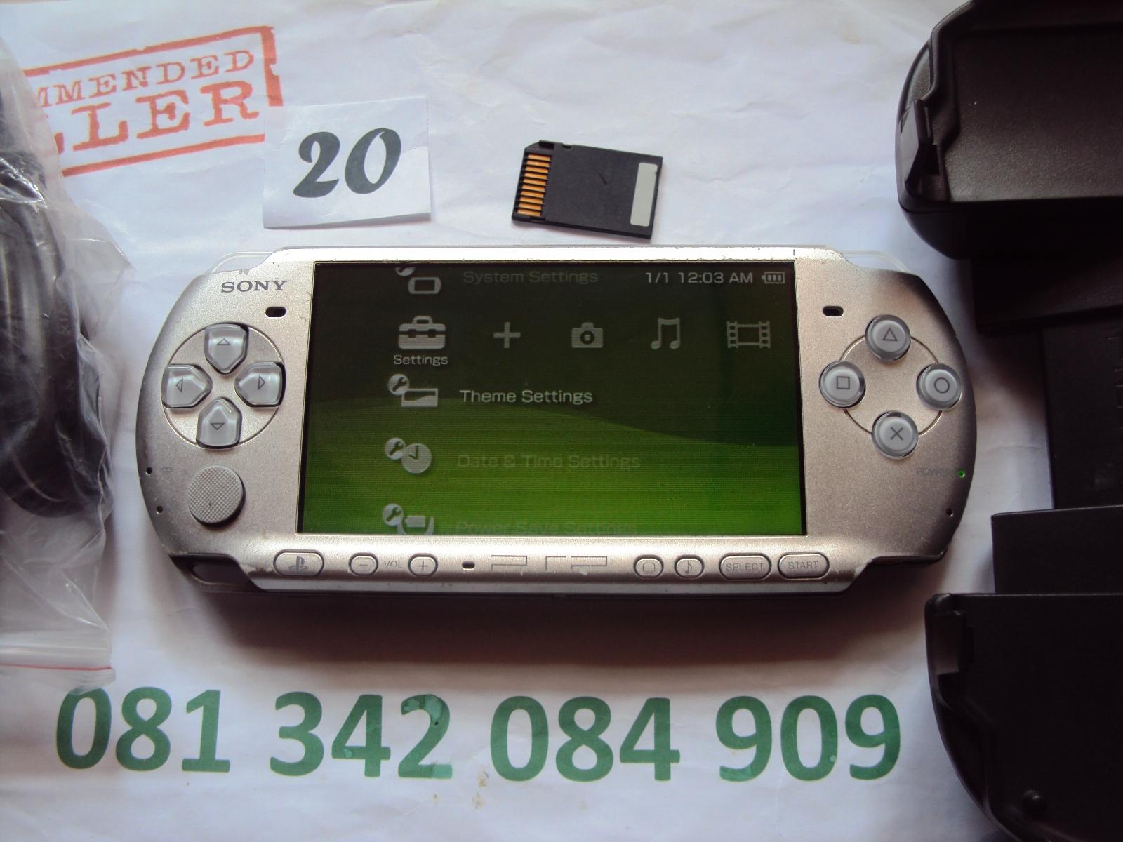 Sony psp 3001 firmware