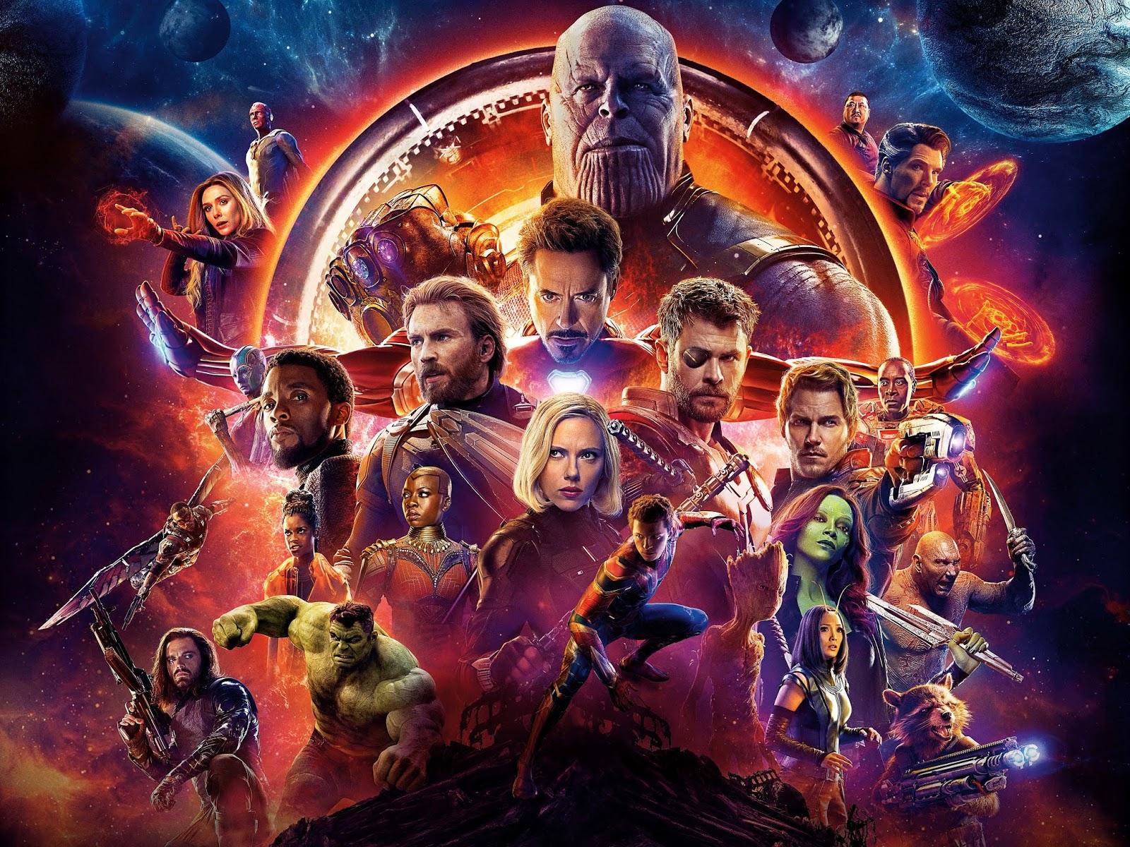 avengers infinity war film free download
