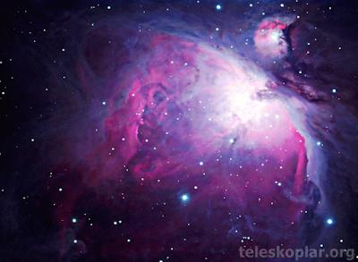 Kelebek nebulası gözlemi
