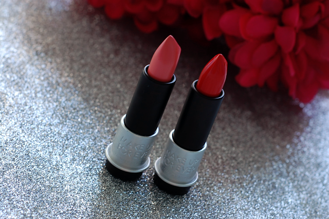 Make Up For Ever Artist Rouge Lipstick Review