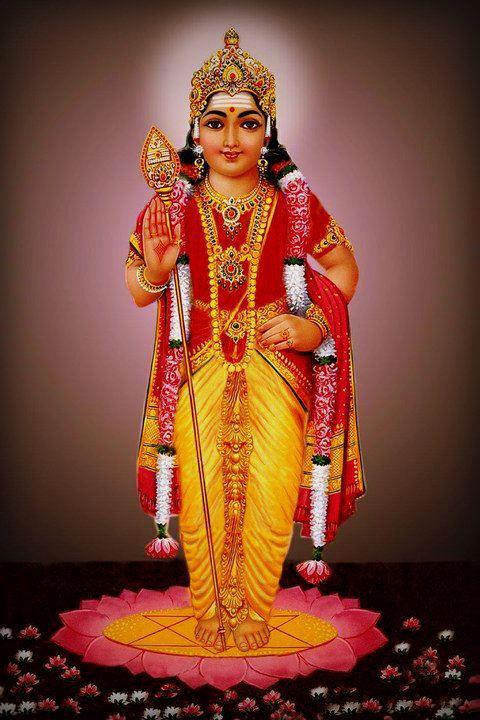 Something Spiritual : Lord Murugan