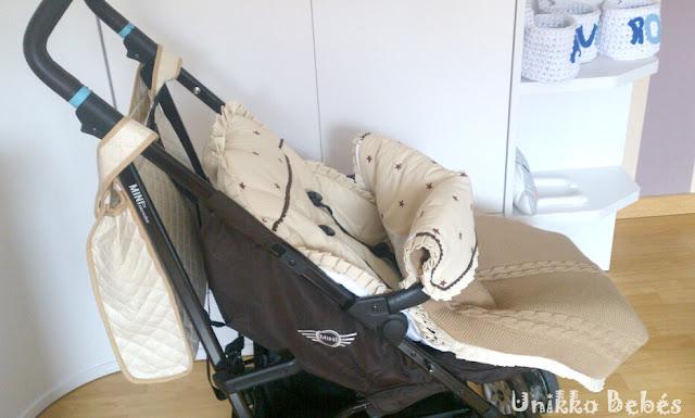 Saco bolsa silla ligera Easywalker Mini
