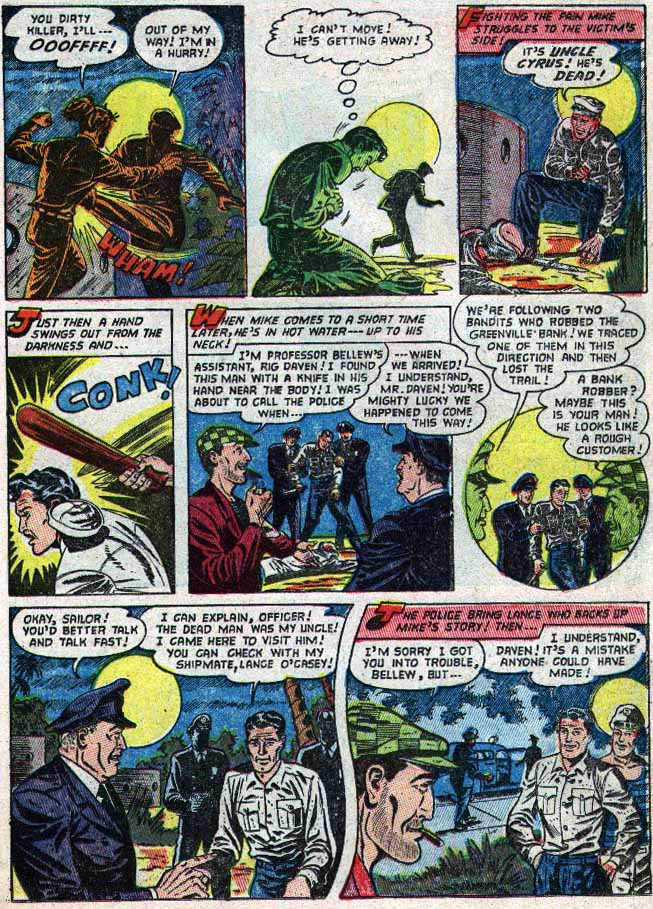 Read online WHIZ Comics comic -  Issue #154 - 11