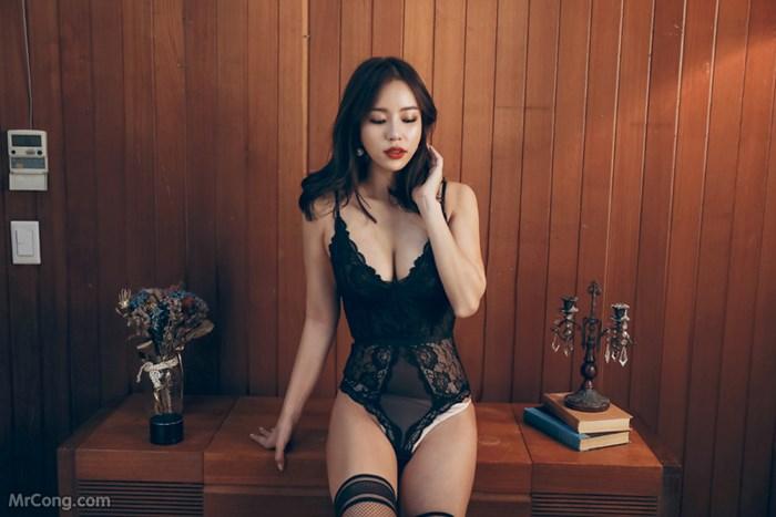 Image Kwon-Soo-Jung-MrCong.com-124 in post Người đẹp Kwon Soo Jung đầy mê hoặc trong bộ sưu tập nội y (134 ảnh)