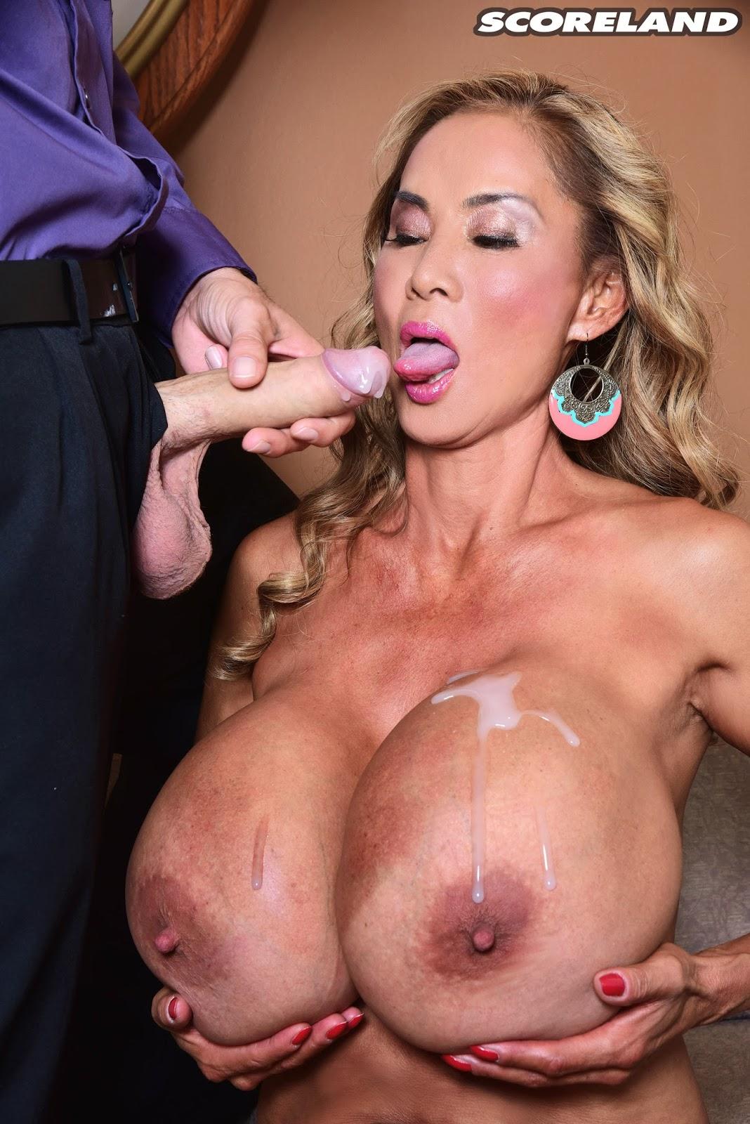 Lulu Devine Huge Tits