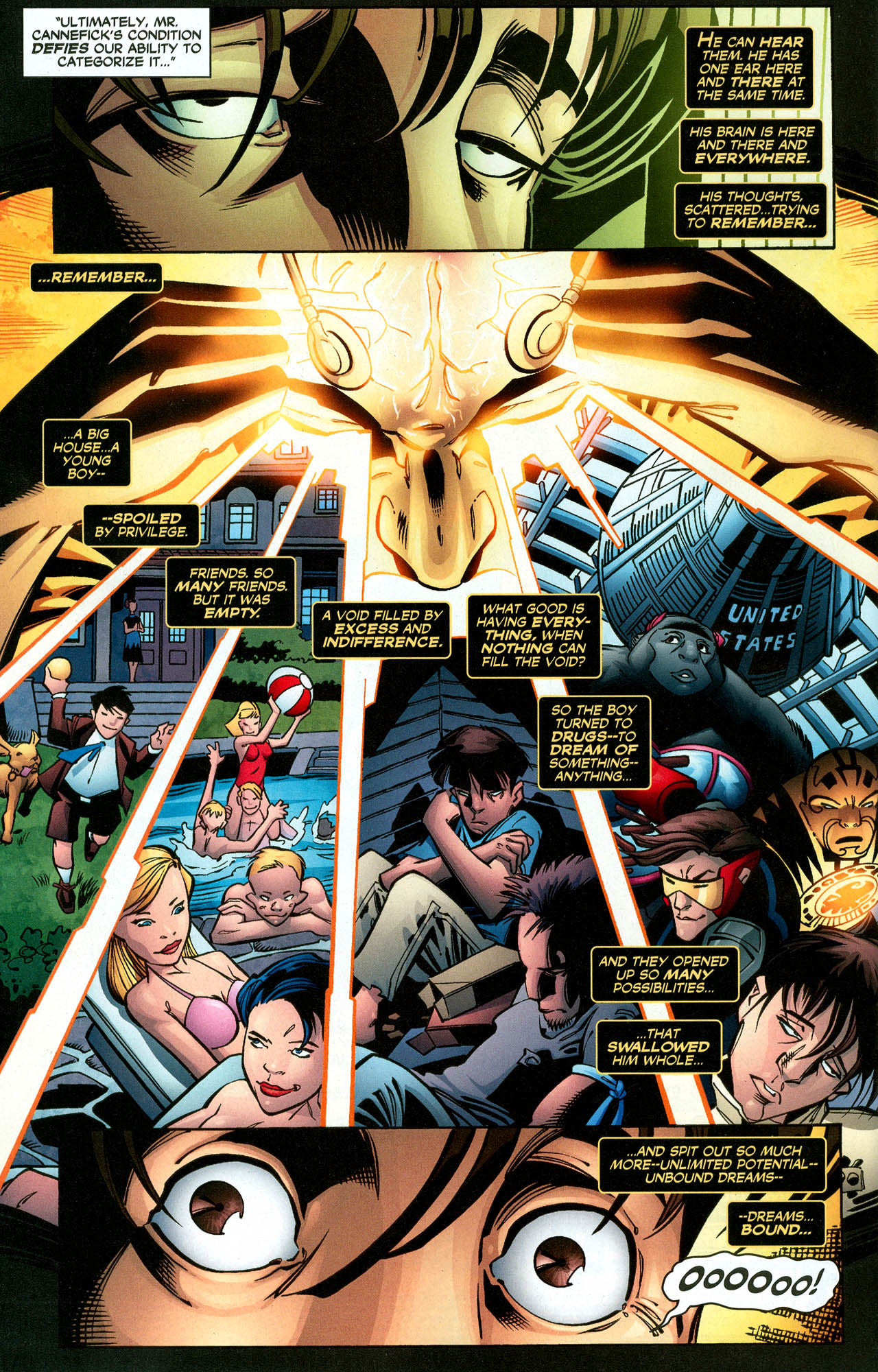 Read online Trinity (2008) comic -  Issue #27 - 24