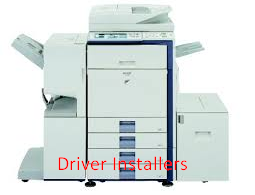Sharp MX-4501N Driver Download and Installers