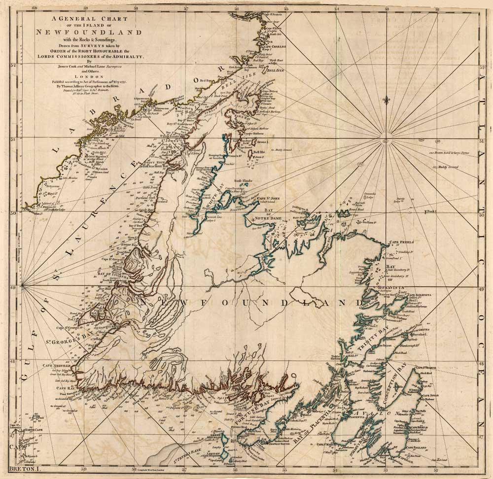 great britain has never paid much attention to rights which interfere with her views newfoundland and the american revolution