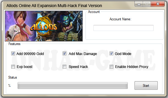 Allods Online Hack and Cheat Guides Original Final Version | Onhax Game