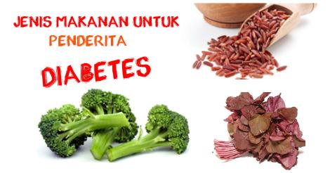diabetes pantangan pengidap