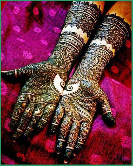 eid mehndi designs pictures for plam