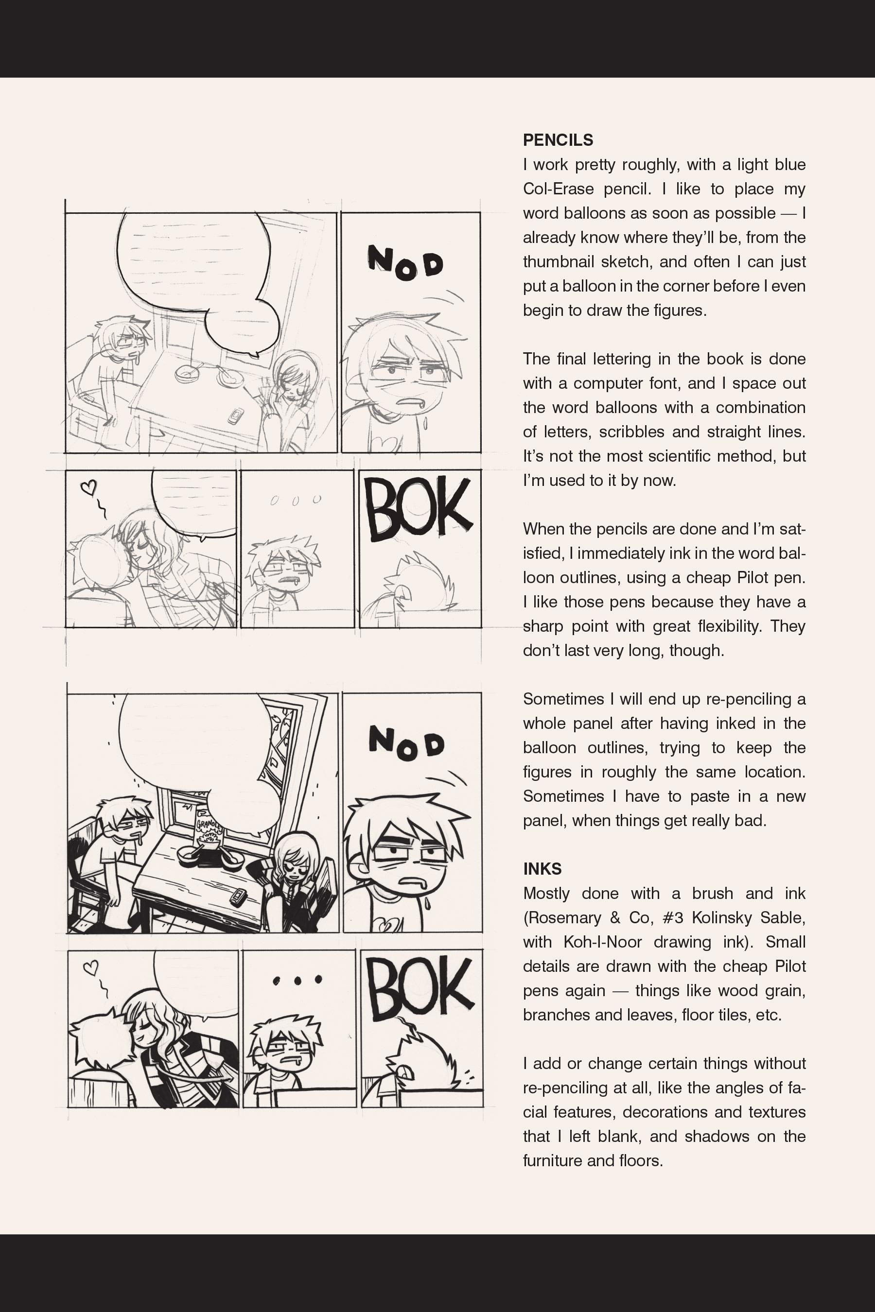 Read online Scott Pilgrim comic -  Issue #5 - 197