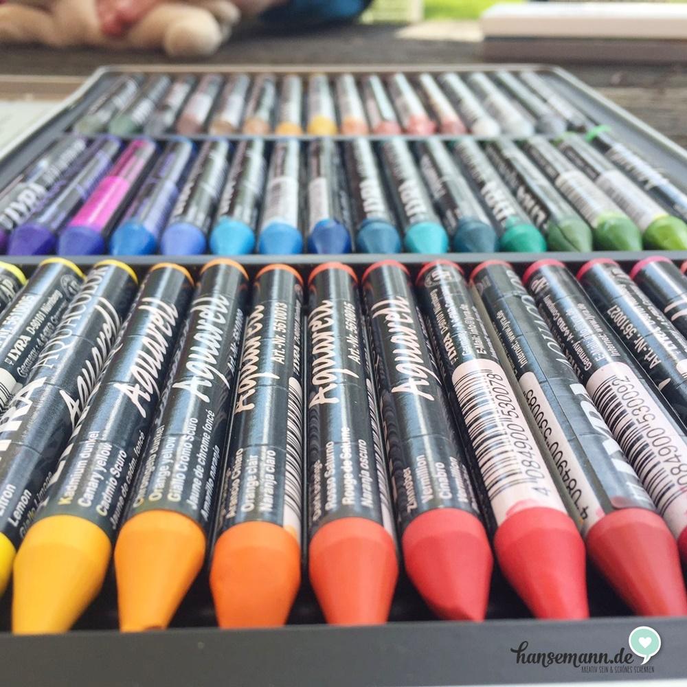 Farbkarten machen ich liebe es