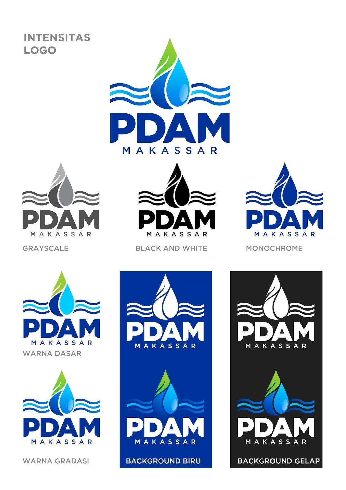 Pdam Logo Png : Makna, Makassar, SangDesStock