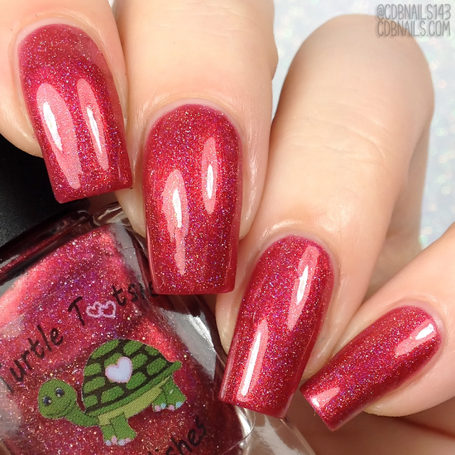Turtle Tootsie Polishes-My Common Sense is Tingling