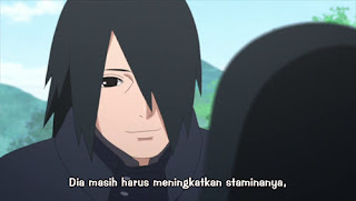 Boruto - Naruto Next Generations Episode 50 Sub indo