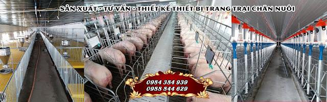 Báo giá thiết bị chăn nuôi - Hùng Đồng - Hotline: 0984384939