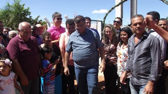 """Flávio Dino diz """"podemos ajudar ou não ajudar o Município de Caxias"""" e mente ao dizer que não foram cortados quase R$ 3 milhões de recursos da saúde"""