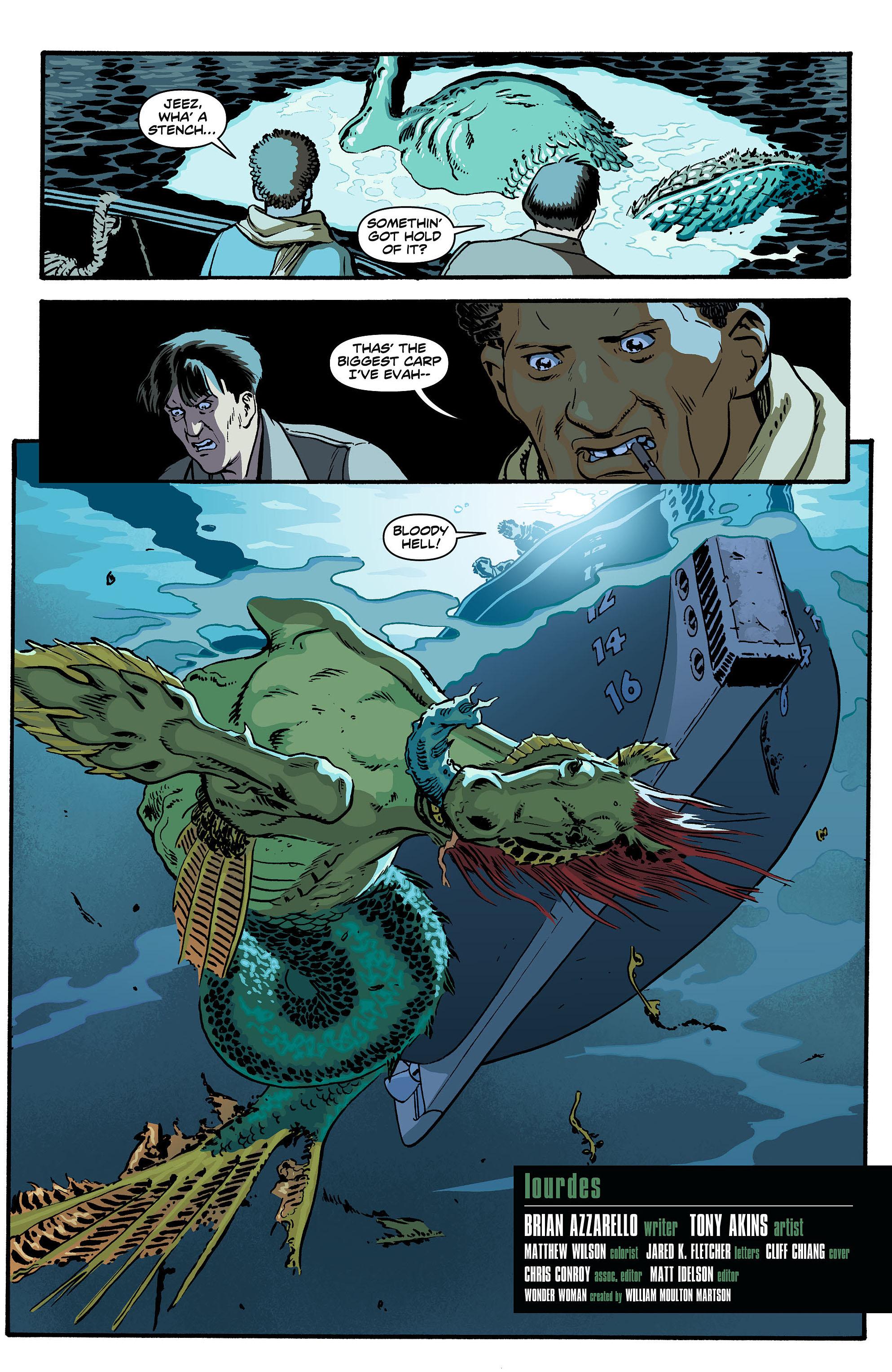 Read online Wonder Woman (2011) comic -  Issue #5 - 4