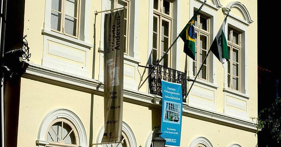 11b0edd5cd0 MUSEU ALFREDO ANDERSEN RECEBE PROPOSTAS PRA EXPOSIÇÃO