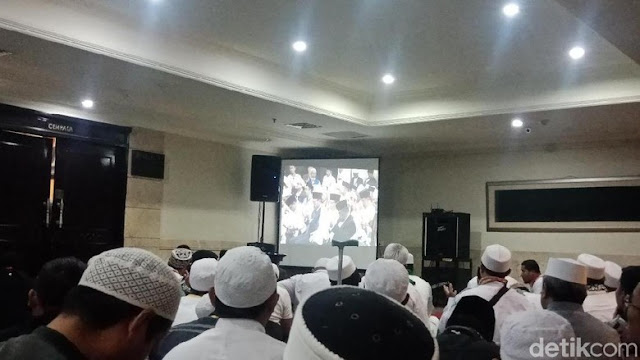 Habib Rizieq: RI Merdeka dan Pancasila Disusun Politik Identitas