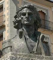 Busto de Moragues en Sort