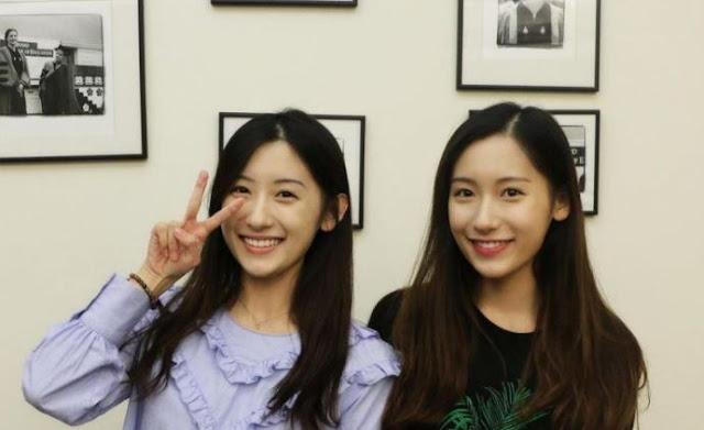 Si Kembar Cantik Tiongkok ini Jadi Viral Usai Lulus Universitas Harvard dalam 1 Tahun