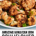 Amazing Jamaican Jerk Cauliflower #jamaicanjerk #recipes