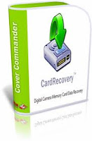 Mengembalikan file terhapus pada memori HP | Card Recovery (Portable)