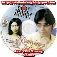 Boy Shandy Ft Mena Naren - Nyanyian 2 Hati (Album)