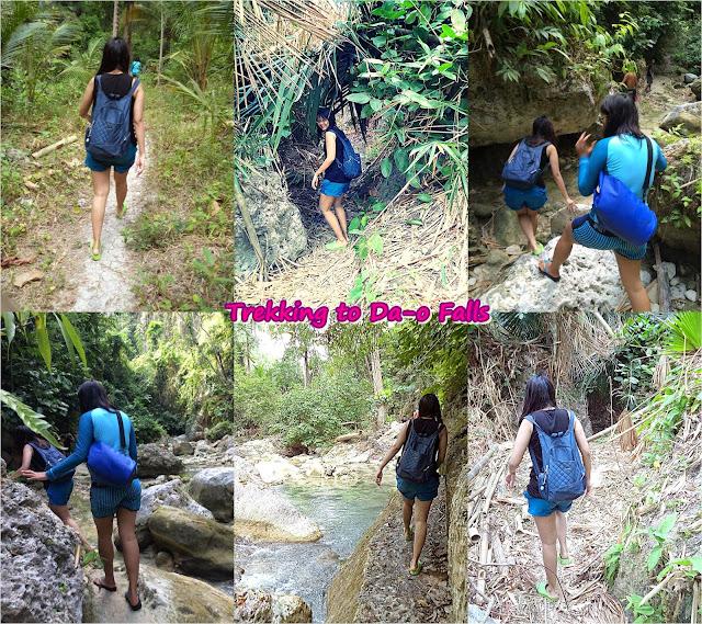 Dao Falls, Samboan, Cebu