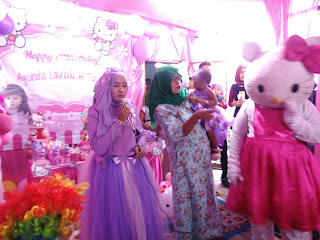sewa kostum hello kitty