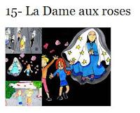 15- La Dame aux roses